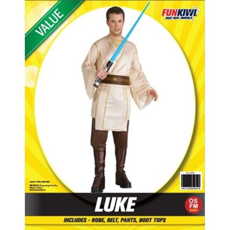 Luke Star Wars Adult Costume