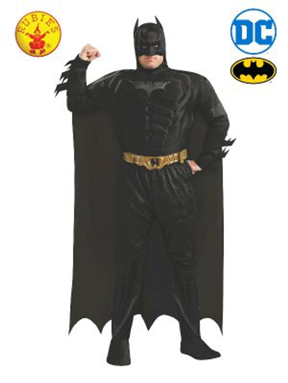 Batman - Dark Knight Mens Plus Size Costume