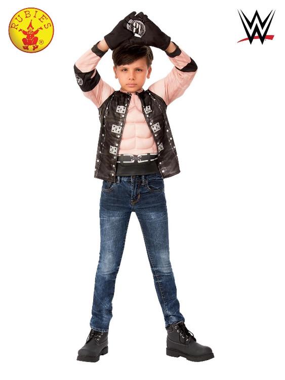 A J Styles Wrestler Kids Costume