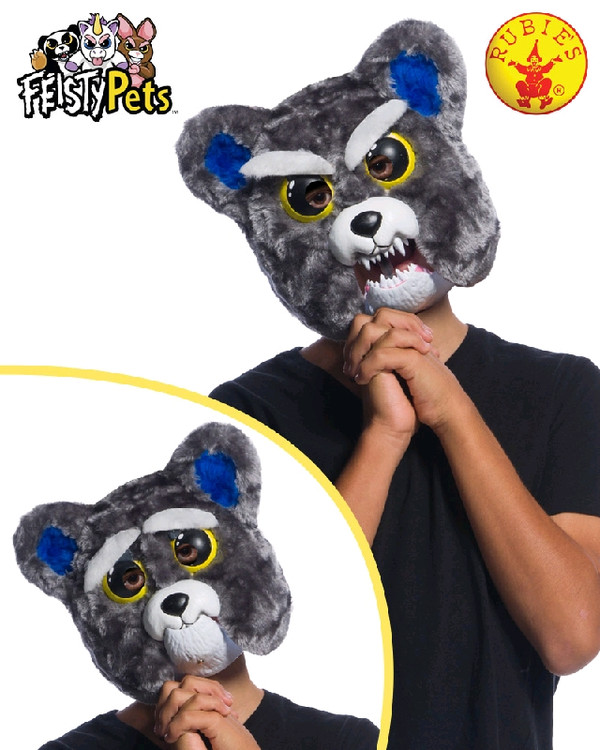 Feisty Pets Sammy Suckerpunch Dog Mask