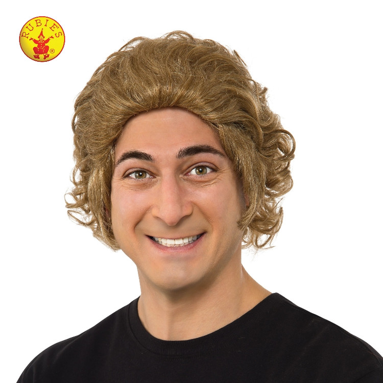 Willy Wonka Adult Wig