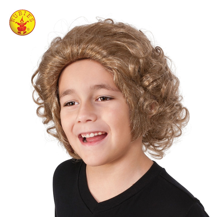 Willy Wonka Child Wig