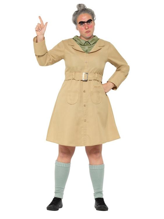 Roald Dahl Miss Trunchbull Woman's Costume