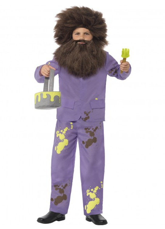 Roald Dahl Mr Twit Kids Costume
