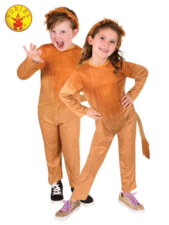 Lion Child Costume