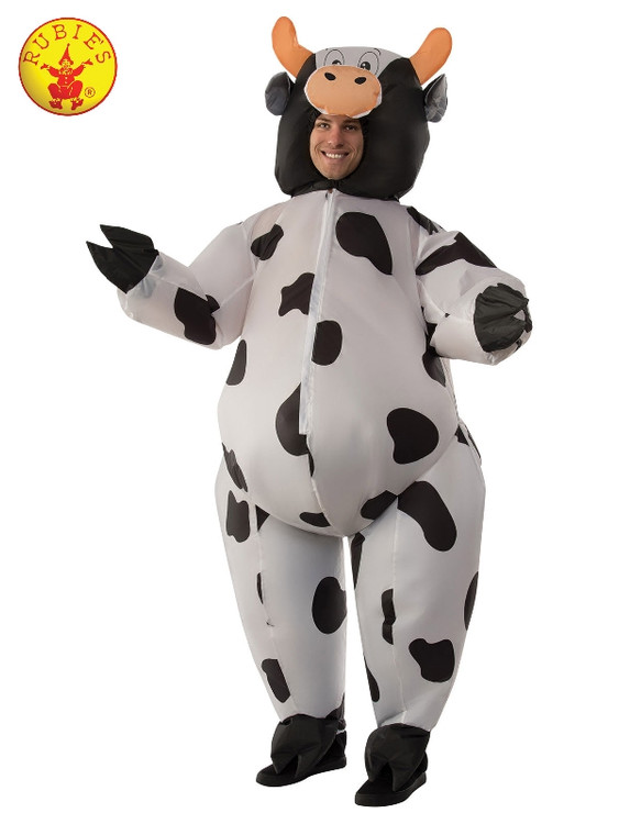 Cow Inflatable Animal Costume