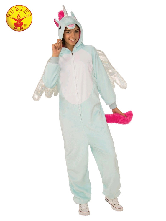 Pegacorn Furry Onesie Costume