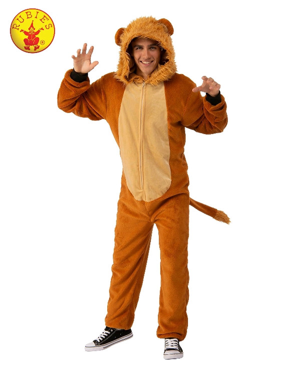 Lion Furry Onesie Costume