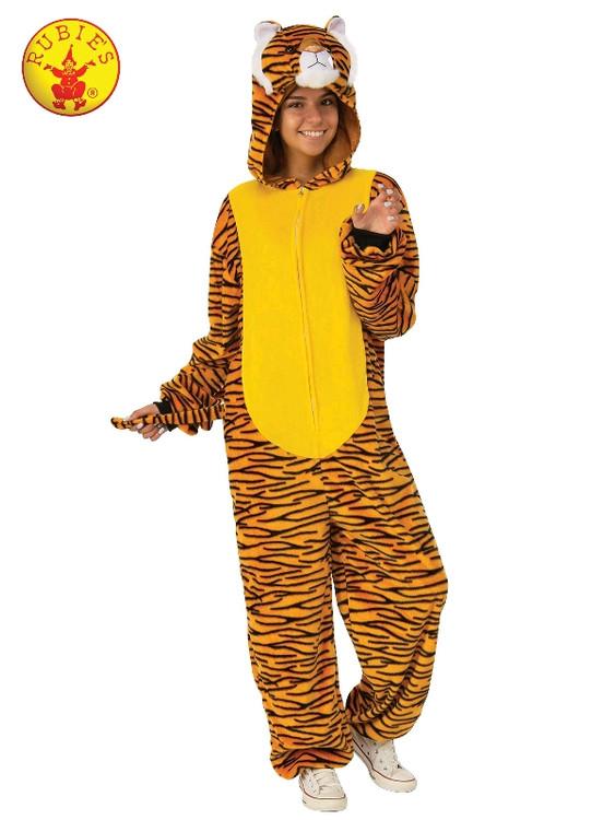 Tiger Furry Onesie Costume