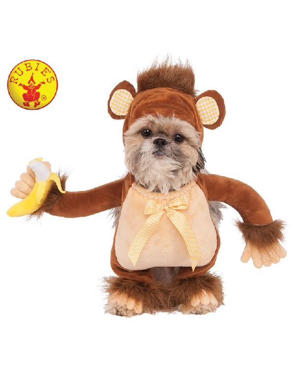 Walking Monkey Dog Costume