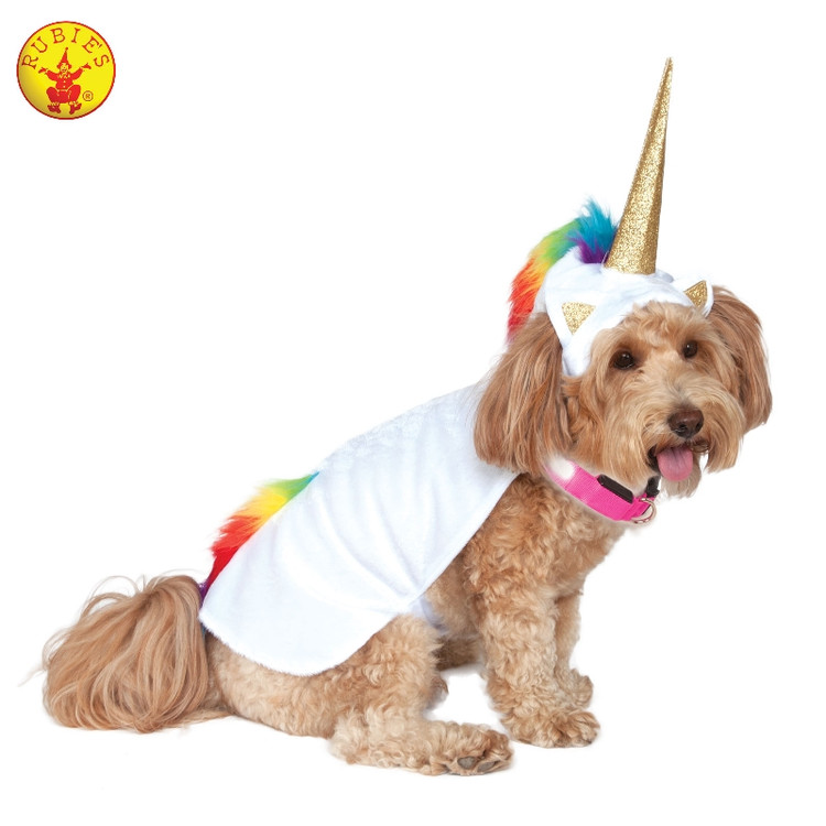 Unicorn Lightup Dog Costume