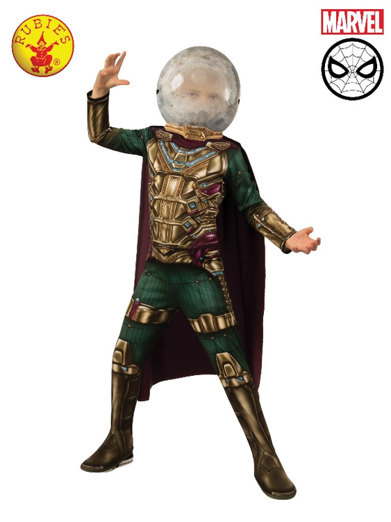 Mysterio Far from Home Classic Boys Costume