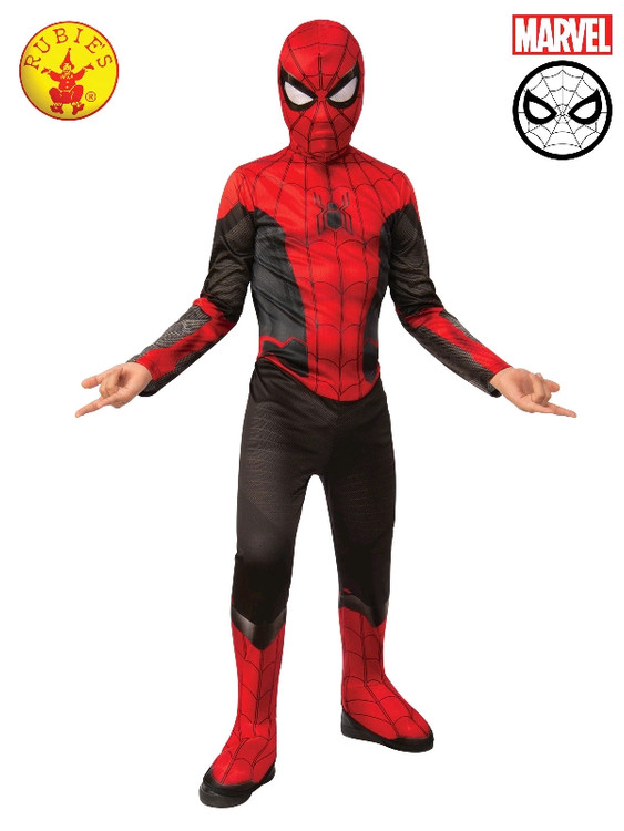 Spiderman Far from Home Boys Costume