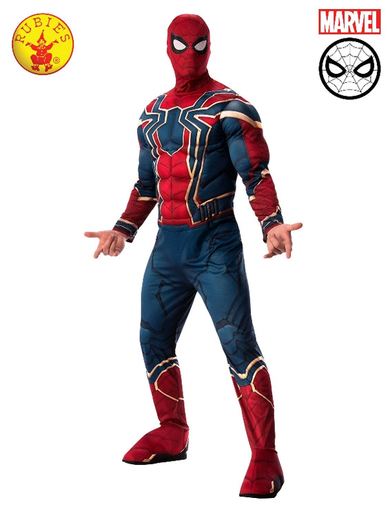 Spiderman Iron Spider Adult Costume