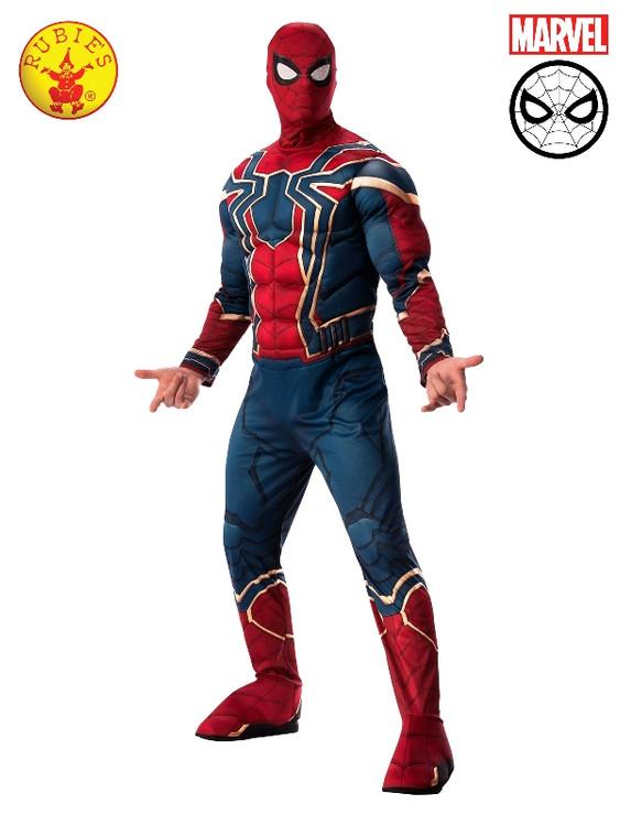 Spiderman Iron Spider Adult Costume