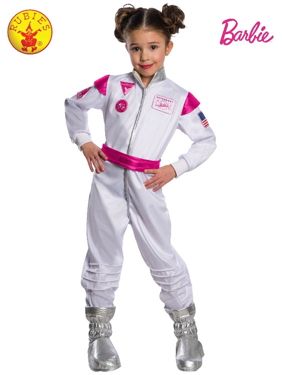 Barbie Astronaut Girls Costume
