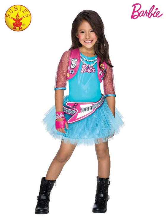 Barbie Pop Star Girls Costume