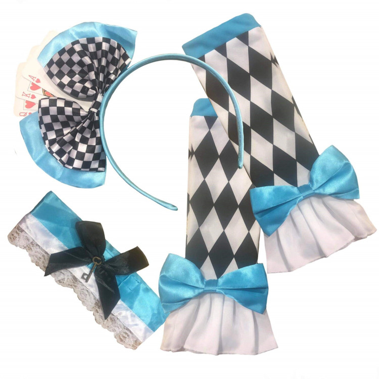 We're All Mad Here Accessory Set - Alice