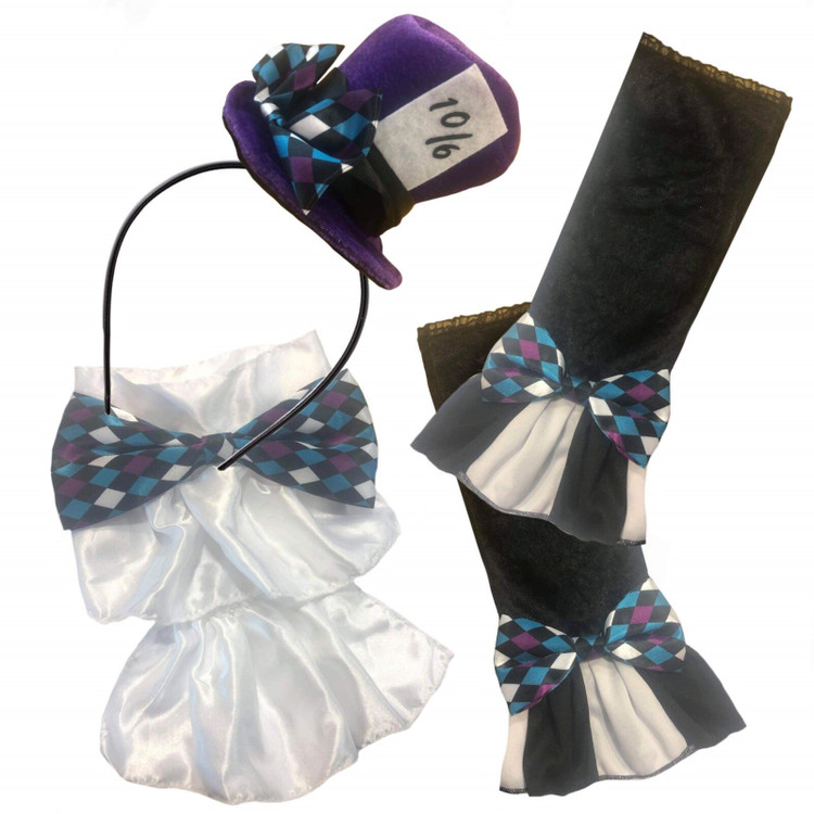 We're All Mad Here Accessory Set - Mad Hatter