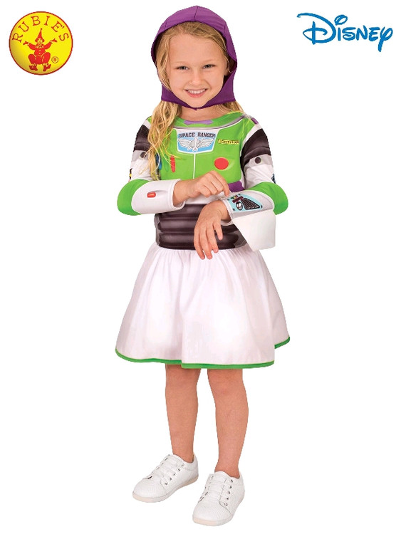 Toy Story Buzz Girl Toddler Child Costume