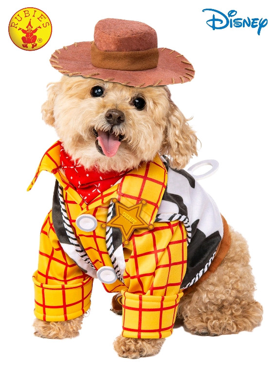 Woody Toy Story Dog Costume