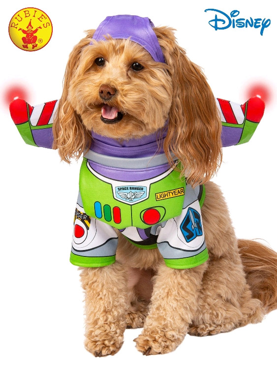 Buzz Toy Story Dog Costume