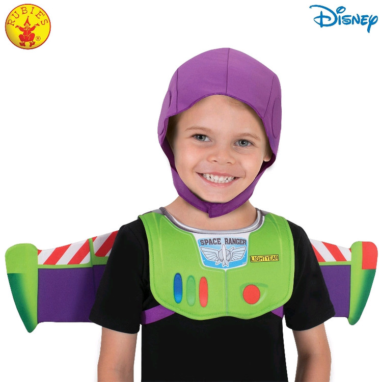 Toy Story 4 Buzz Light Year Wings & Snood Set