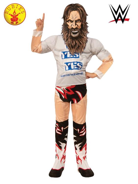 Daniel Bryan Wrestler Kids Costume