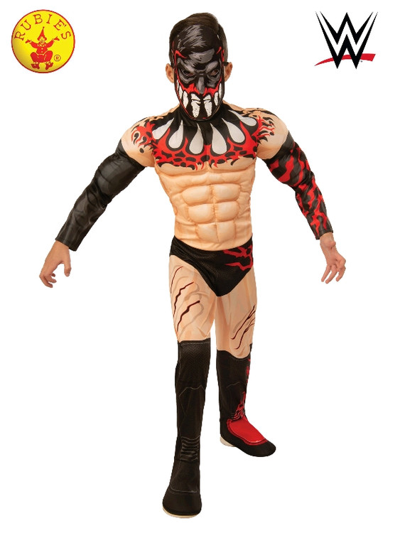 Finn Balor Wrestler Kids Costume