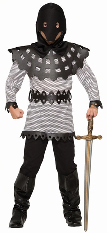 Knight Child Costume