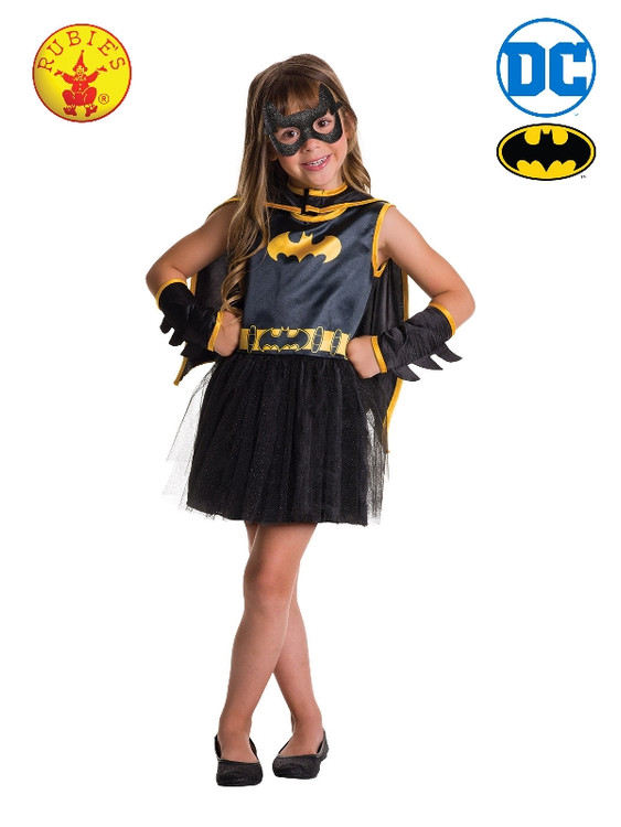 Batgirl Superhero Deluxe Toddler Costume