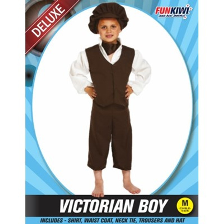Colonial Victorian Kids Costume