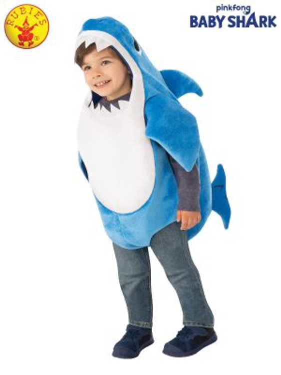 Daddy Shark Kids Costume