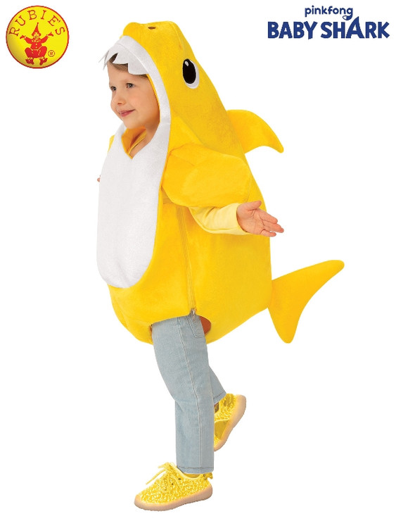 Baby Shark Kids Costume