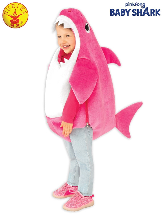 Mummy Shark Kids Costume