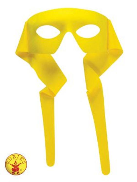 Teenage Mutant Ninja Turtle Michelangelo Eye Mask Yellow