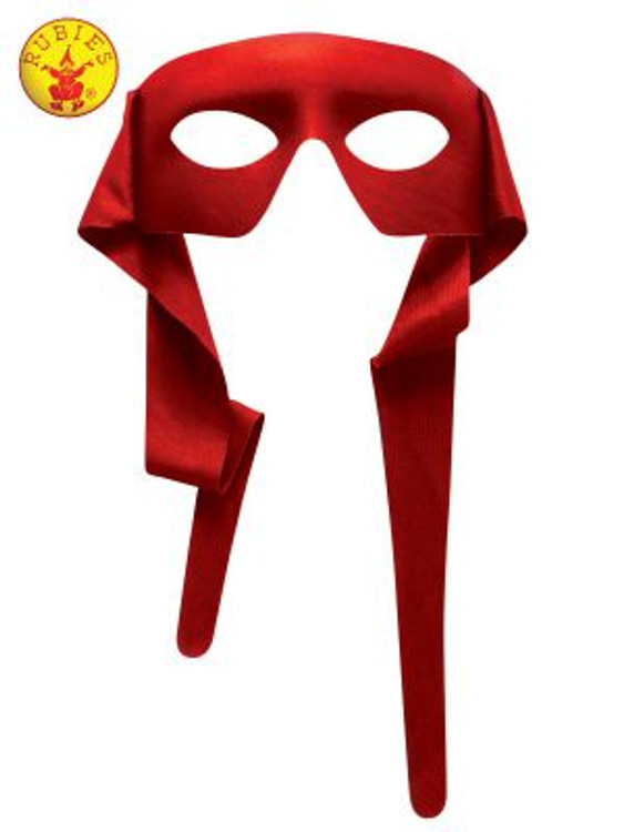 Teenage Mutant Ninja Turtle Raphael Eye Mask Red