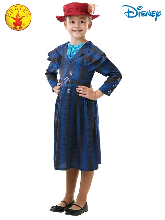 Mary Poppins Returns Girls Costume
