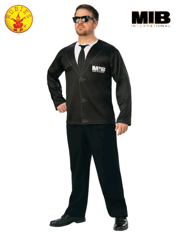 Agent H Men in Black Mens Costume