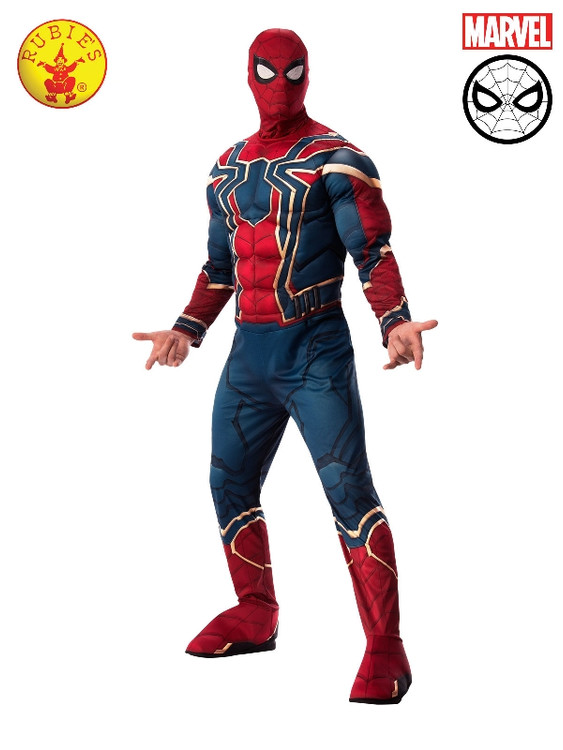 Iron Spider Infinity War Deluxe Adult Costume