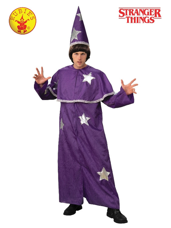 Stranger Things Will Wizard Adult Costume
