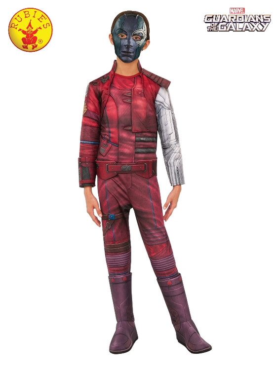 Guardians of the Galaxy - Nebula Child Costume