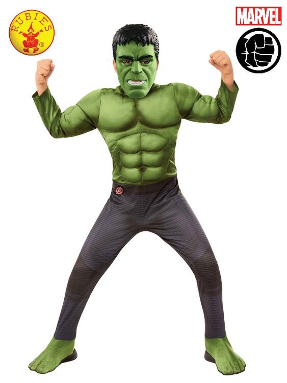 Hulk Deluxe Kids Costume