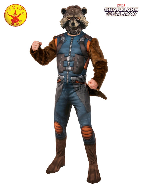 Guardians of the Galaxy Rocket Raccoon Adult Costume