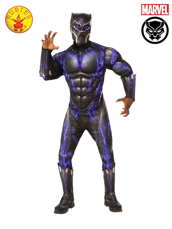 Black Panther Battle Mens Costume