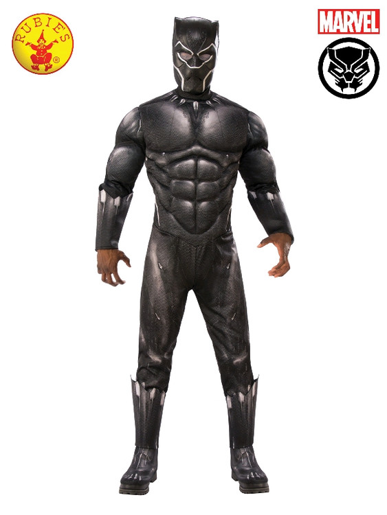 Black Panther Deluxe Mens Costume