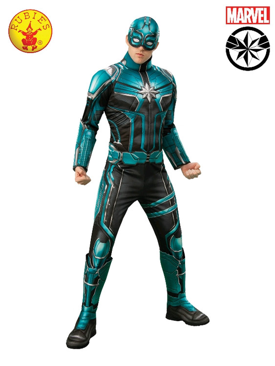 Yon-Rogg Deluxe Captain Marvel Adult Costume