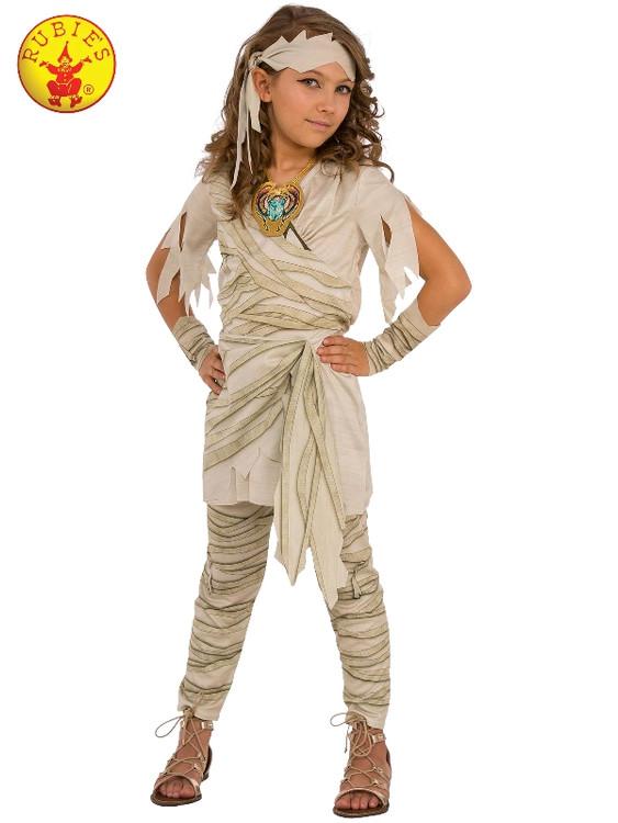 Undead Mummy Girls Costume