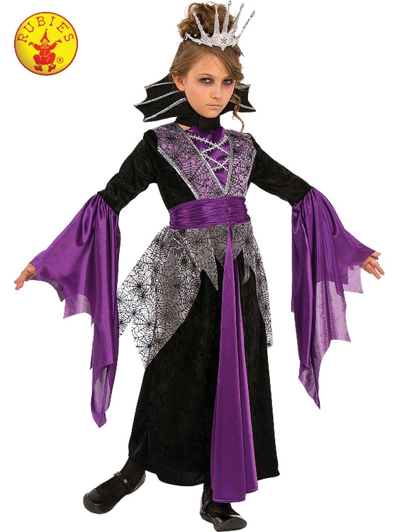 Vampire Queen Girls Costume