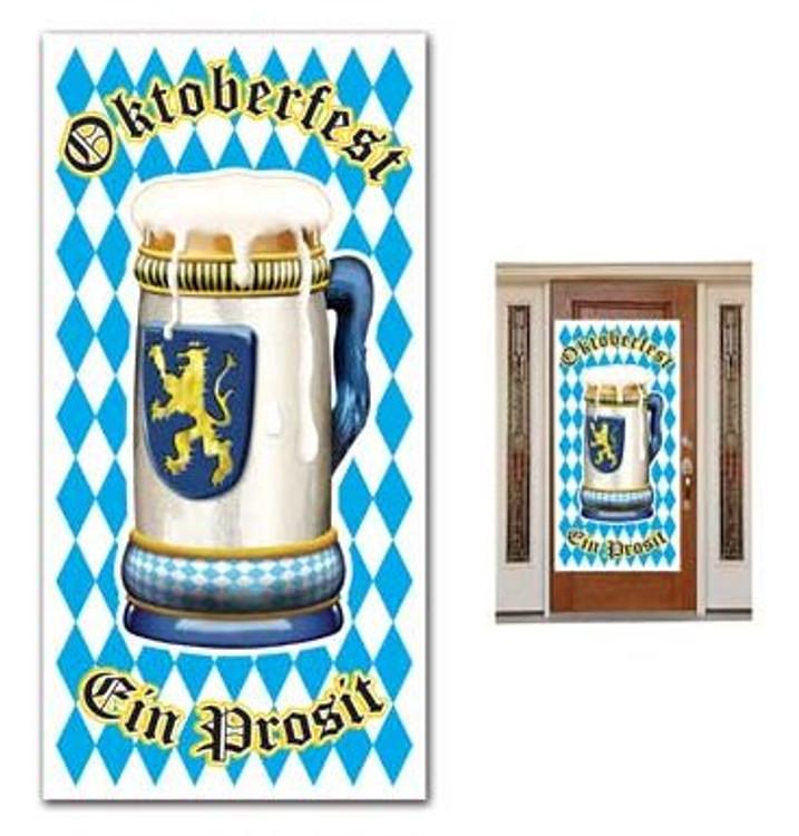 Oktoberfest German Door Cover